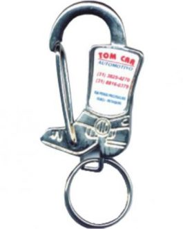 Chaveiro Metal Anzol Bota – 107