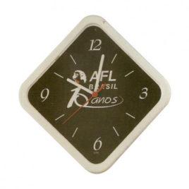 Relógio de Parede Diagonal