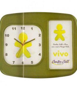 Relógio de Parede Multimedidas