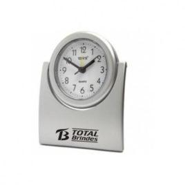 Relógio de Mesa Analógico.