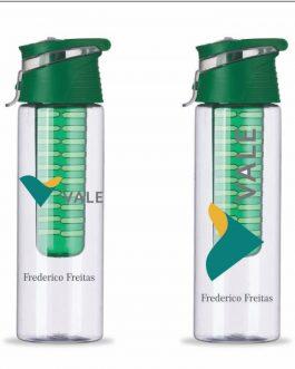 Squeeze Plástico 700ml com Infusor – 3919