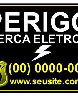 Placa Cerca Elétrica – 710